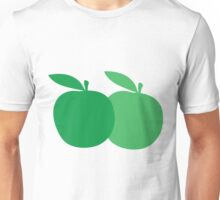 2 apples Unisex T-Shirt