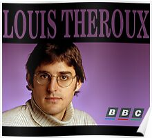 louis theroux Poster