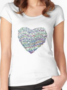 cp Women's Fitted Scoop T-Shirt