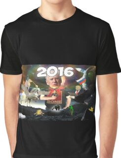 Best of 2016 Memes Graphic T-Shirt