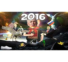 Best of 2016 Memes Photographic Print