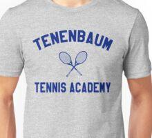 Tenenbaum Tennis Academy - The Royal Tenenbaums Unisex T-Shirt