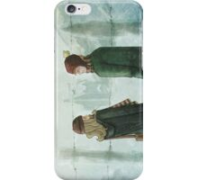 Ron & Hermione iPhone Case/Skin