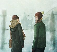 Ron & Hermione by MargaHG