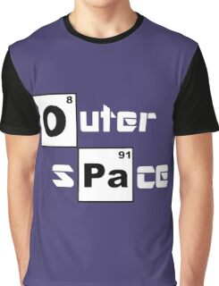 [O]uter s[Pa]ce Graphic T-Shirt