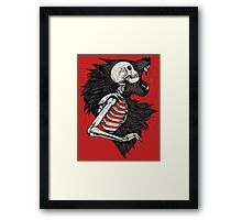 Lilith's Brethren colour Framed Print