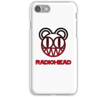radiohead 2 iPhone Case/Skin