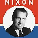 Nixon - Now More Than Ever - 1972 by warishellstore
