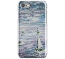 """ Sail away "" iPhone Case/Skin"