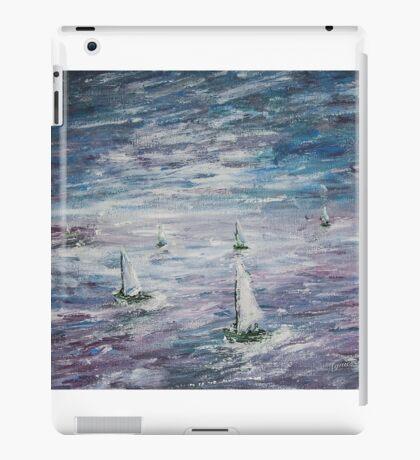 """ Sail away "" iPad Case/Skin"