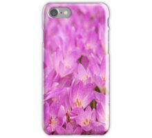 The prettiest of pink carpets iPhone Case/Skin