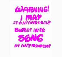 Spontaneous Songs Unisex T-Shirt