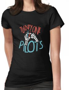 T O P Womens Fitted T-Shirt