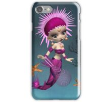 Mermaid Queen iPhone Case/Skin