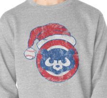 Chicago Cubs Bear Christmas Sweat Shirt Pullover
