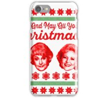 Golden Girls Christmas iPhone Case/Skin