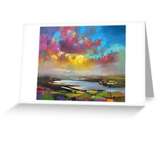 Struie Hill, Dornoch, Scotland Greeting Card