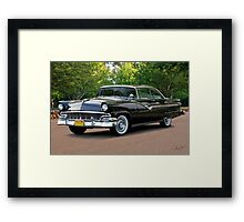 1956 Ford Fairlane Victoria Framed Print