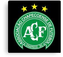 Chapecoense Football Club Canvas Print