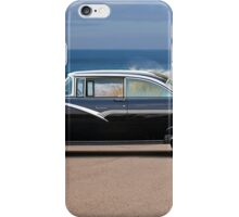 1956 Ford Fairlane Victoria 'In Profile' iPhone Case/Skin