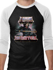 I Have The Dirty Girl Men's Baseball ¾ T-Shirt