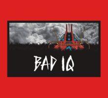 BAD IQ One Piece - Short Sleeve