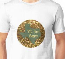 Sic 'Em Bears Circle Unisex T-Shirt
