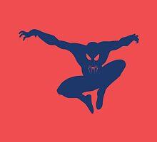 Spidey blue by the-minimalist