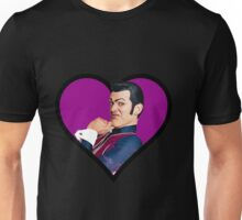 i love you robbie rotten face  Unisex T-Shirt