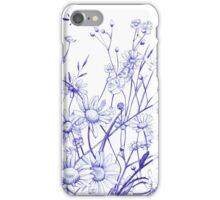 Daisy Field iPhone Case/Skin