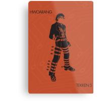 hwoarang Metal Print