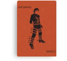 hwoarang Canvas Print