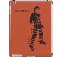 hwoarang iPad Case/Skin