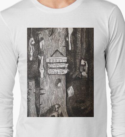 Rabbit hunting season  Long Sleeve T-Shirt