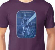Full Armor of God - Warrior 1 Unisex T-Shirt