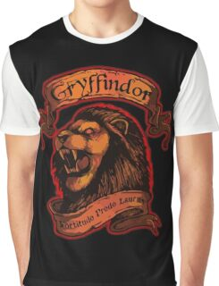 Gryffindor Fortitudo Graphic T-Shirt