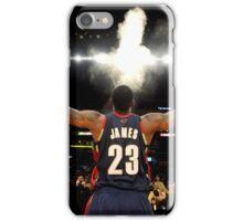 Lebron James - Powder iPhone Case/Skin