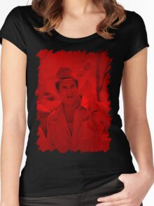 Mel Gibson - Celebrity Women's Fitted Scoop T-Shirt