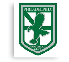 Philadelphia FC Crest Canvas Print