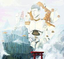 Buddha by Guppy300