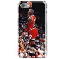 Michael Jordan - Dunk iPhone Case/Skin