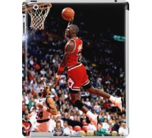 Michael Jordan - Dunk iPad Case/Skin