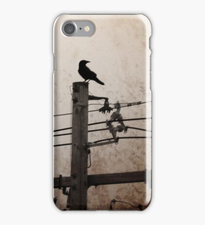 Desolation - the Lonely Harbinger iPhone Case/Skin