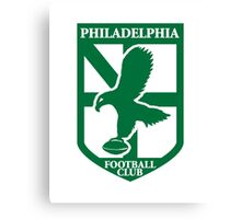 Philadelphia FC Canvas Print
