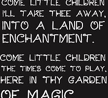 COME LITTLE CHILDREN by Divertions