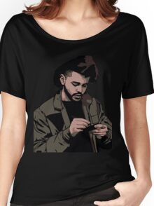 The weeknd 9 Women's Relaxed Fit T-Shirt