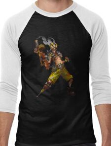 OVERWATCH JUNKRAT Men's Baseball ¾ T-Shirt