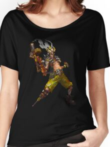 OVERWATCH JUNKRAT Women's Relaxed Fit T-Shirt