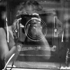 Self portrait reflection by emmawind