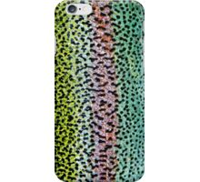 Rainbow Trout Skin Phone case 2 iPhone Case/Skin
